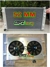 aluminum radiator &Shroud +fan for Holden VT VX HSV Commodore V8 GEN3 LS1 5.7L