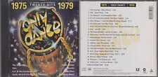 ONLY DANCE 1975-1979 Various Artists CD Disco Inferno Trammps~Get Off Foxy~G.Q.