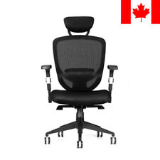 Mesh Mid-Back Swivel Office Task Computer Chair W/Armrest&Headrest Arm/Head Rest