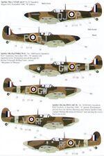NEW Xtradecal X72075 1:72 Supermarine Spitfire Mk.I / Mk.II + Prototype