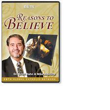 REASONS TO BELIEVE W/ DR. SCOTT HAHN EWTN  DVD