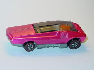 HOT WHEELS REDLINE US WHIP CREAMER -Hot Pink Spectraflame NICE!