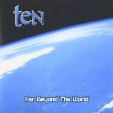 TEN Far Beyond The World with Bonus Track JAPAN MINI LP CD