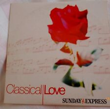 Classical Love CD Sunday Express Issue