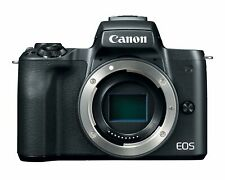 Canon Mirrorless Camera Body [EOS M50] +4K Video, 24.1 Megapixel (APS-C) CMOS Se