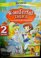 Enchanted Tales: NEW DVD The New Adventures of Peter Rabbit,The Princess Castle