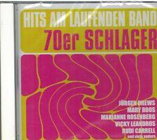 CD Hits am laufenden Band  - 70er Jahre Schlager,Neu,Titel 2. Foto, Sony Music