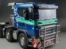 1/14 Tamiya Trailer SCANIA R470 R620 Metal Front Bumper