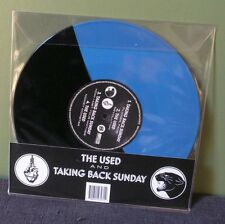 "Taking Back Sunday/The Used ""split tour"" 10"" OOP Brand New Bayside Blink 182"