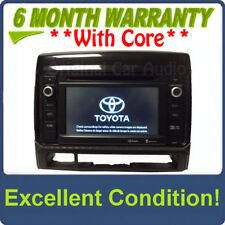 2014-2015 Toyota Tacoma OEM AMFM Radio CD Player MP3 Bluetooth HD Navigation GPS