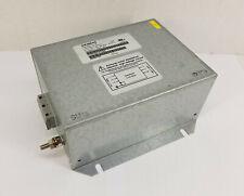 Siemens 6SN1111-0AA01-1BA1 Main Line Filter 16A, 480VAC, 3Ø, 50/60Hz, 5kW