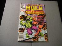 Incredible Hulk versus Quasimodo #1 (1983, Marvel)