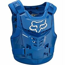 Protections poitrine automobile bleus