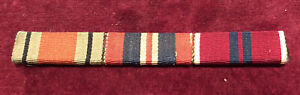 WW2 BRITISH Medal Ribbons Defence, War & 1953 Queens Coronation Medals Army