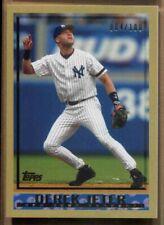Derek Jeter 2019 2020 Topps Transcendent Through the Years #2000 Yankees 84/100