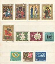 Q4150 - BULGARIA - 1969 - LOTTO MISTI - VEDI FOTO