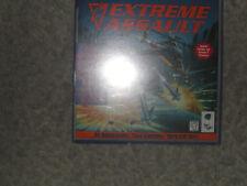 EXTREME ASSAULT PC GAME CD-ROM BRAND NEW & UNUSED (PC, 1997) still warp!