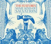 The Features - Some Kind Of Salvation (2009 CD) Digipak (New & Sealed)