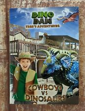 Dino Dan Cowboys vs Dinosaurs Treks Adventures DVD SEALED NEW