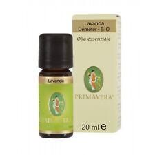 Olio Essenziale di Lavanda, DEMETER - 20 ml