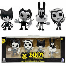 Bendy And The Ink Machine Pvc Figure Dolls For Children Collection Gift 4Pcs/Set