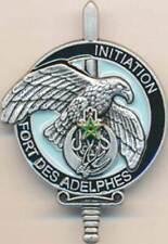 Brevet Initiation FORT des ADELPHES, (1° Tirailleur) , Beraudy GS 373 (11165)