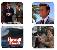 Hawaii five 0 TV Show Mug Coasters Original Series Steve McGarrett novelty