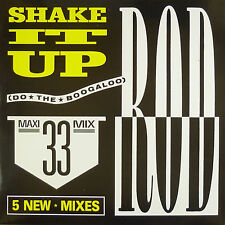 """12"""" Maxi - Rod - Shake It Up (Do The Boogaloo) - B32 - washed & cleaned"""