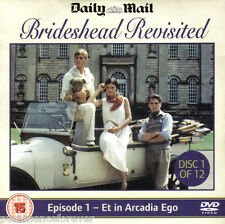 BRIDESHEAD REVISITED: ET IN ARCADIA EGO (Ep 1) (Daily Mail R2 DVD) (Andrews)