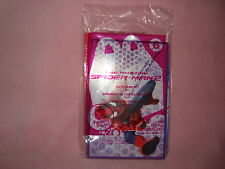 2014 Mcdonalds Happy Meal Toy #6 The Amazing Spider-Man 2 Note Card Set NIP
