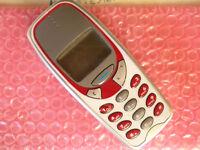 MITICO Telefono Cellulare NOKIA 3310 nuovo RIGENERATO