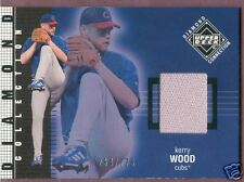 KERRY WOOD DIAMOND CONNECTION JERSEY CARD LIMITED #