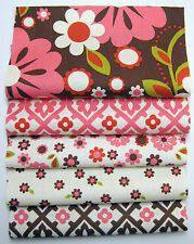 BUiLD A QUILT -Rag Quilt Kit Designer Riley Blake INDIAN SUMMER New Fabric 48 6""