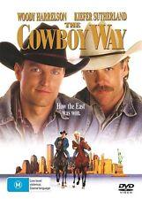The Cowboy Way (DVD, 2013) Brand New Sealed WOODY HARRELSON KIEFFER SUTHERLAND