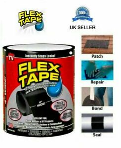 WaterProof Flex Tape Rubber Seal Stop Leaks Adhesive Super Strong Tape