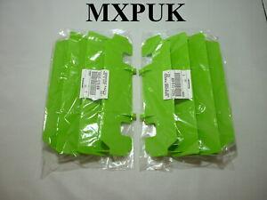 KX125 2001 RADIATOR GRILLS KAWASAKI 14037-1310-6W BOTH SIDES MXPUK (2X488)