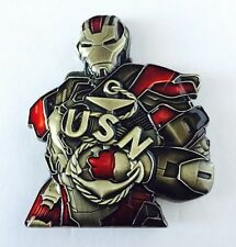 NAVY CPO USN SQUADRON CHIEF MESS CHALLENGE COIN IRON MAN AVENGERS MARVEL POLICE