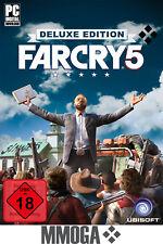 Far Cry 5 Deluxe Edition - Ubisoft PC Codice di download digitale - [18+] - IT