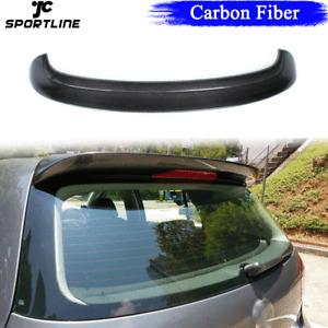 Carbon Fiber Rear Roof Spoiler Wing for Volkswagen Golf 5 MK5 GTI R32 2005-2007
