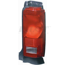 Grade A OE Quality DOT SAE Passenger Tail Light 1987-1990 Plymouth Voyager