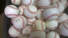 100 DOZEN NEW LEATHER BASEBALLS slight cosmetic blem GAME OR PRACTICE BUY NOW!