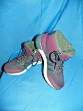 ADIDAS CLOUDFOAM RACE WINTER SNEAKERS WOMEN'S GUMSHOES BOOTS AW5166 SIZE 8
