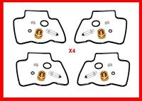 KR 4x Vergaser Reparatur Rep-Satz, CAB-K9, KAWASAKI ZZR 600 D 90-92, 600 E 93-01