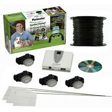 Perimeter Technologies Ultra Comfort Contact Inground Fence 4 Dog Kit 500ft 14ga
