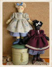 DiMiTY || Cloth Doll Pattern || UP iN ANNiE'S ROOM!