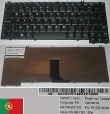 Clavier Qwerty PO Portugais Acer TM290 PK13ZLH3400 SK-12901-2PA KB.T350C.011