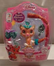 Disney Whisker Haven Tales Palace Pets Glitzy Glitter Friends Sultan the Tiger