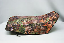 HONDA TRX350 Seat Cover 2000 - 2006 in PINE CAMO or 7 CAMO OPTIONS (ST)
