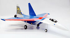 RC RTF 4CH TWIN BRUSHLESS DUCTED FAN FLANKER SU-27 Ready To Fly