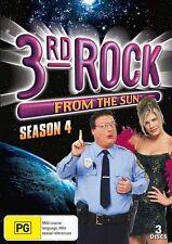 3rd Rock From The Sun : Season 4 (DVD, 2011, 3-Disc Set)